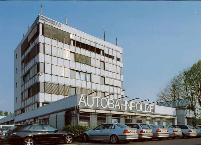 """Сградата на продуцентската компания """"Action Concept"""""""