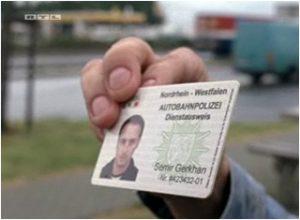 Карта за идентичност на Семир Геркан (стара)