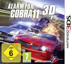 Alarm für Cobra 11: 3D