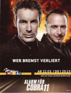 Постер на сезон 21
